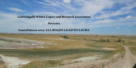 2019 LIWLRA Conference:  All Roads Lead to Laura tickets