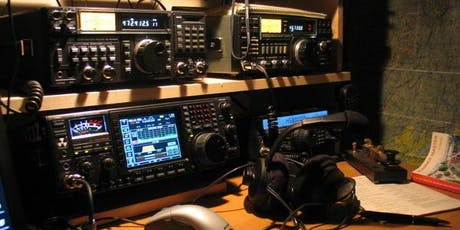 CRARC Amateur Radio Foundation Licence Course July 2019 tickets