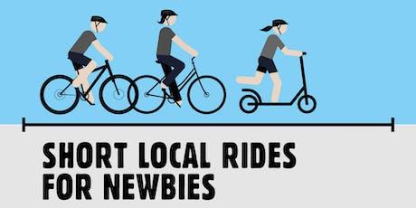 Neighbourly Ride - Carlton North tickets