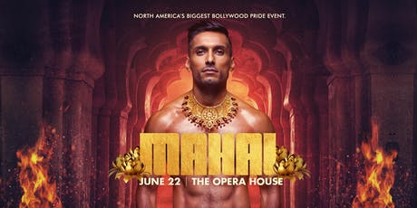 Rangeela presents: MAHAL  tickets
