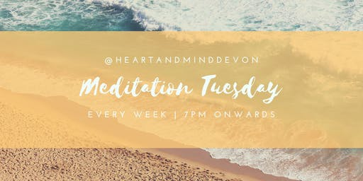 Meditation Tuesday