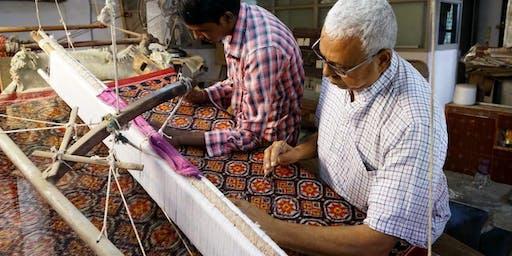 Double Ikat(Patan Patola)Dyeing & Weaving Workshop - Salvi Kanubhai