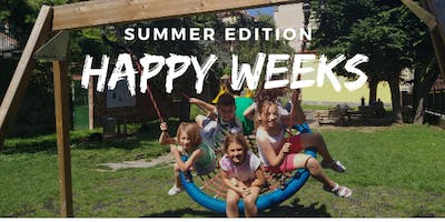 PRESENTAZIONE HAPPY WEEKS - SUMMER CAMPS