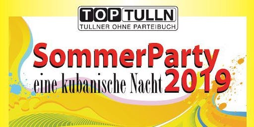 TOP Tulln Sommerparty