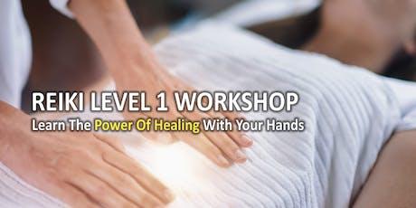 Shoden Reiki (Level 1) Training Workshop tickets