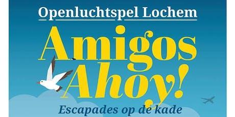 Openluchtspel 'Amigos Ahoy' tickets