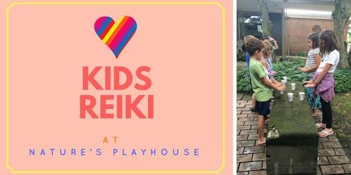 Usui Reiki for Kids (7-12yo) Level 1 (Ferndale)