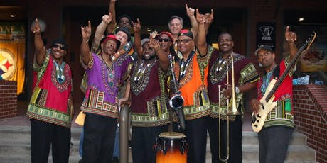 Let's Groove Tonight - Earth, Wind and Fire Tribute Band tickets