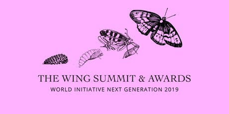 The WING  Summit & Awards tickets