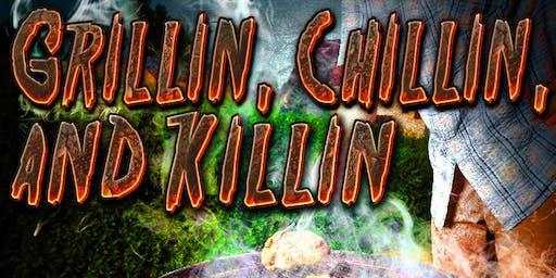 Murder Mystery Picnic - Grillin, Chillin, and Killin