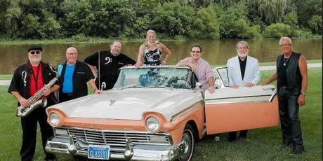 The Fabulous Hubcaps are Coming To Annapolis tickets