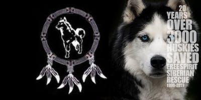 Free Spirit Siberian Rescue Poker Run