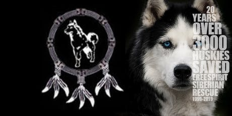 Free Spirit Siberian Rescue Poker Run tickets