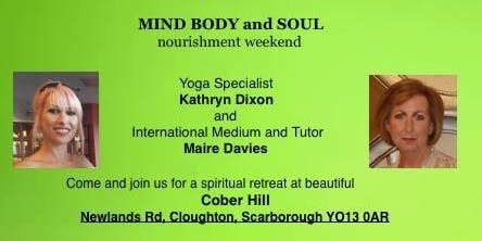 Mind Body and Soul Retreat