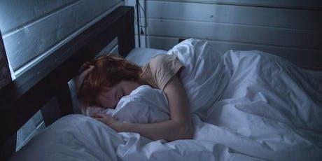 Stressfrei endlich besser schlafen mit Peaceful Mind  Tickets