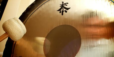 Yoga & Mindfulness - Session with Gong Sound Bath - Linlithgow tickets