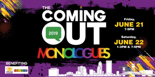 Coming Out Monologues 2019