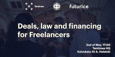 Deals, law and financing for Tech Freelancers
