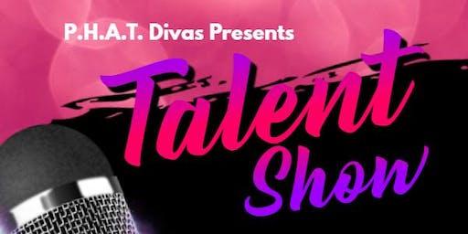 P.H.A.T. Divas Talent Show