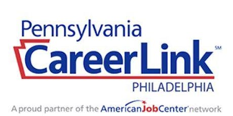 PA CareerLink Philadelphia Suburban Station Resource Fair provider request tickets