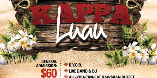 2019 Kappa Luau: Capital City Kappas (Raleigh Alumni)