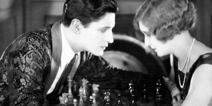 Imagen de MUT Palo Alto · El enemigo de las rubias de Alfred Hitchcock (1927)