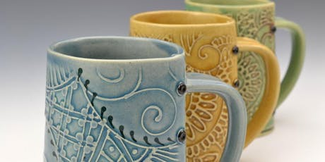 Saturday Make Your Own - Mugs tickets