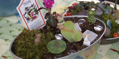 Children's Fairy/Gnome Garden Class
