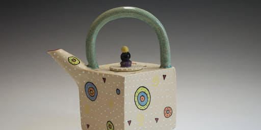 Saturday Make Your Own - Teapot