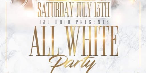 "ALL ""OHIO"" ALL WHITE PARTY"