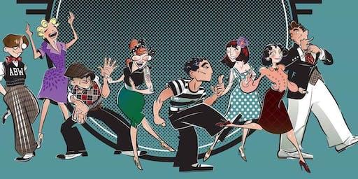 Sunday Dance Practice Party