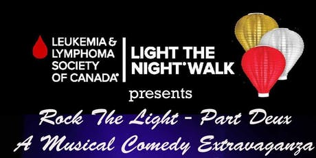 Night to Rock The Light Part Deux tickets