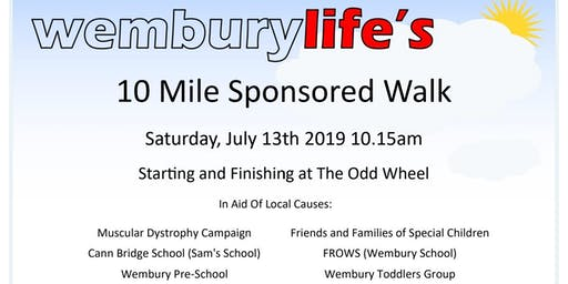 Wembury Life 2019 10 Mile Charity Walk