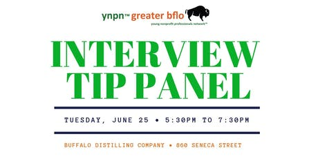 YNPN Greater Bflo Interview Tip Panel tickets