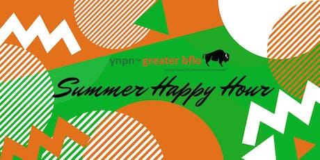 YNPN Greater Bflo Summer Happy Hour tickets