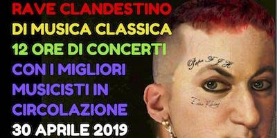 Rave Clandestino di Musica Classica