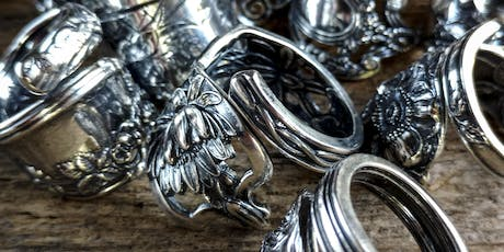 Spoon Ring Workshop (1-Day) tickets