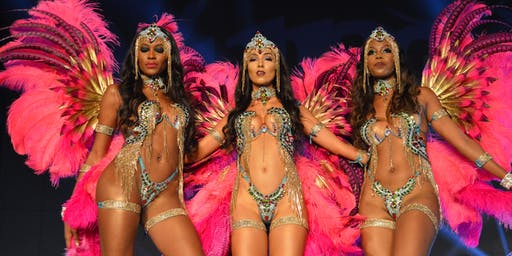LET'S FETE TOGETHER TRINIDAD & TOBAGO CARNIVAL 2020