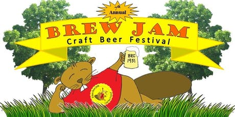 2019 Brew JAM Craft Beer Festival tickets