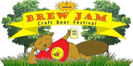 2019 Brew JAM Craft Beer Festival tickets