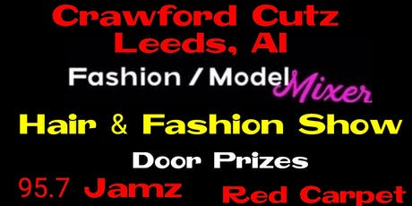 Crawford Cutz Hair & Fashion Show tickets