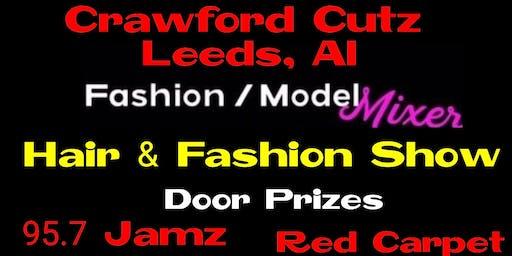 Crawford Cutz Hair & Fashion Show