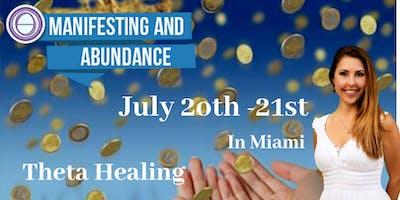 Theta Healing: Manifesting Abundance