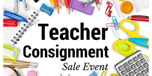 Heart of a Teacher - Consignor Registration