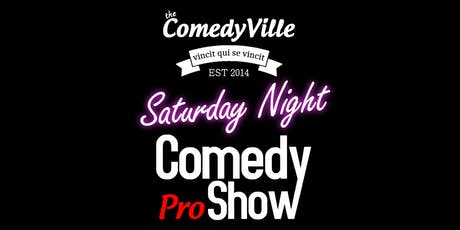 Saturday Night Comedy ( Montreal Stand Up Comedy ) Montreal ComedyVille tickets