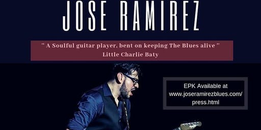 "Jose Ramirez ~ ""The Costa Rican Blues Ambassador"""