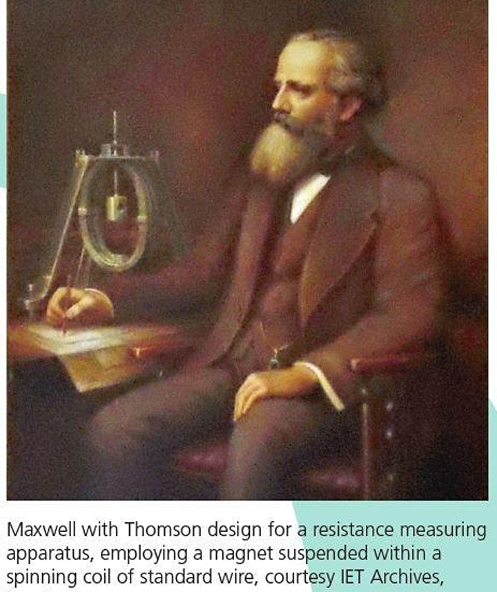 The Standardisation of Electrical Measurement Units image