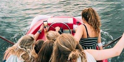 Tiistai-klubin kesäjuhlat - verkot vesille teemalla! 7.6.2019