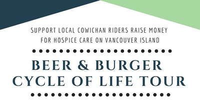 Beer & Burger Cycle of Life Tour