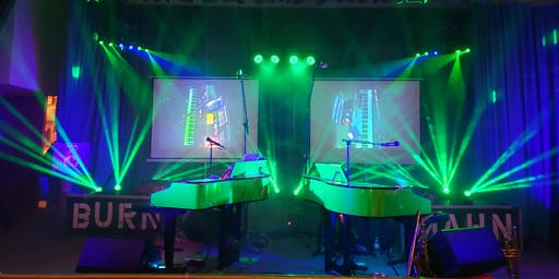 Okotoks Dueling Pianos Extreme- Burn 'N' Mahn All Request Show